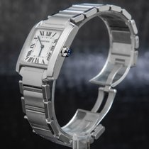 Cartier Steel 25mm Quartz 2475 pre-owned