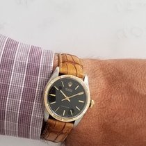 Rolex Oyster Precision Gold/Steel 34mm Black No numerals United States of America, California, Los Angeles