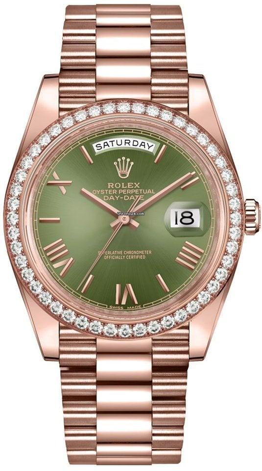Rolex (ロレックス) デイデイト 40 228345 新品