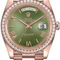 Rolex Day-Date 40 228345 New Rose gold 40mm Automatic