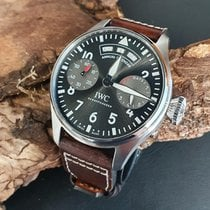 IWC Big Pilot Acero 46mm Gris