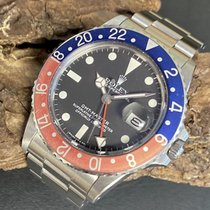 Rolex GMT-Master 16750 Πολύ καλό Ατσάλι 40mm Αυτόματη