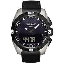 Tissot T-Touch Expert Solar T0914204605100 Novo Titânio 45mm Quartzo
