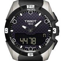 Tissot T-Touch Expert Solar T0914204605101 Novo Titânio 45mm Quartzo
