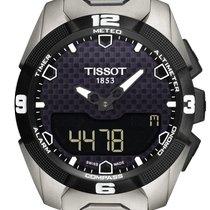 Tissot T-Touch Expert Solar Titanium 45mm Black No numerals United States of America, Massachusetts, Florence