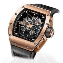 Richard Mille RM 035 Rose gold 49mm Transparent No numerals United Kingdom, London