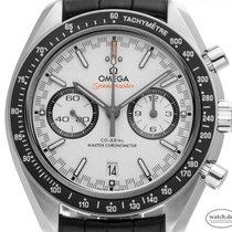 Omega 329.33.44.51.04.001 Acier 2020 Speedmaster Racing 44.2mm nouveau