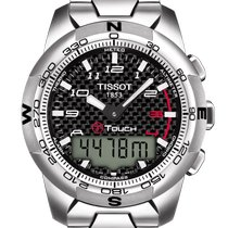 Tissot T-Touch II Titanium 42.7mm Black United States of America, Massachusetts, Florence
