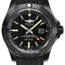 Breitling Avenger Blackbird Titanium 48mm Black United States of America, New York, Airmont