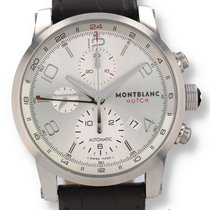 Montblanc Steel 43mm Automatic 7221 pre-owned United States of America, New Hampshire, Nashua