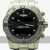 Breitling Exospace B55 Connected Titanium 46mm Zwart