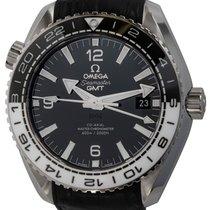 Omega Seamaster Planet Ocean Acero 43mm Negro Arábigos