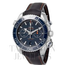 Omega Seamaster Planet Ocean Chronograph 215.30.46.51.03.001 2017 pre-owned