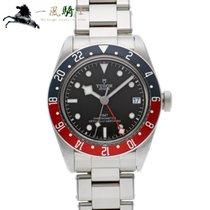 Tudor Black Bay GMT Otel 41mm Negru