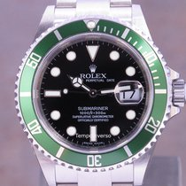 Rolex Submariner Date 16610LV 2010 nuevo