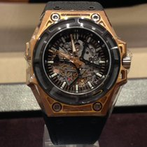 Linde Werdelin SpidoLite SLTGC.2 Unworn Rose gold 44mm Automatic