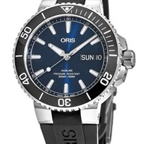 Oris Hammerhead Limited Edition Steel Blue United States of America, New York, Brooklyn