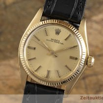 Rolex Oyster Perpetual 31 31mm Or