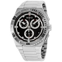 Mido Ocean Star Steel 44mm Black United States of America, New Jersey, Somerset