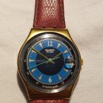Swatch Aluminum Quartz 34.00mm pre-owned