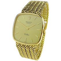 Rolex Cellini Yellow gold 30mm Gold