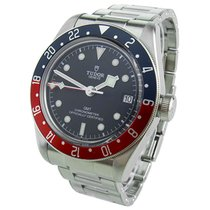 Tudor Black Bay GMT pre-owned 41mm Date GMT Steel