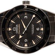 Omega Seamaster 300 Steel 41,00mm Black Arabic numerals