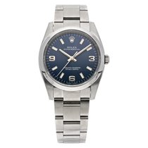 Rolex Steel 34mm Automatic 114200-0024 pre-owned