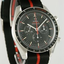 歐米茄 Speedmaster Professional Moonwatch 鋼 41mm 黑色