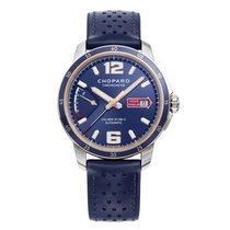 Chopard Mille Miglia 168566-6002 New Gold/Steel 43mm Automatic
