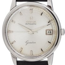 Omega Genève 34mm Silver United States of America, California, West Hollywood