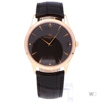 Jaeger-LeCoultre Master Ultra Thin 38 Or rose 38mm Champagne