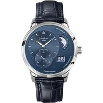Glashütte Original 1-90-02-46-32-35 Steel 2021 PanoMaticLunar 40mm new United Kingdom, London
