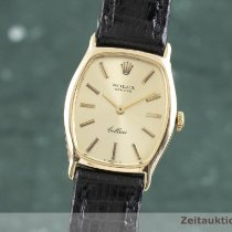 Rolex Cellini 22.5mm Or