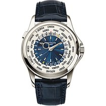 Patek Philippe 5130P-001 Platine World Time 39.5mm occasion