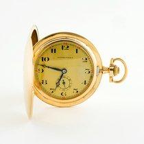 Tavannes Reloj usados 1915 Oro amarillo 47mm Arábigos Cuerda manual Solo el reloj