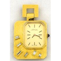 Certina Montre occasion 1960 Or jaune Montre uniquement