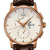 Mido Baroncelli Chronograph Srebrny