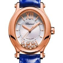 Chopard Happy Sport 275362-5001 Ny Rosa guld 31mm Automatisk