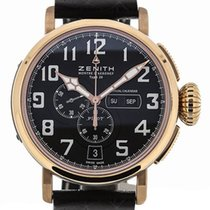 Zenith Pilot Type 20 Annual Calendar Rose gold Black