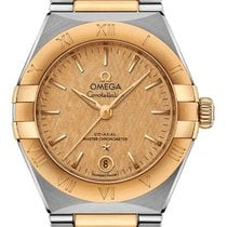 Omega Constellation 131.20.29.20.08.001 New 29mm Automatic