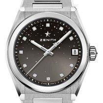 Zenith Steel Automatic 03.9200.670/02.MI001 new