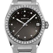 Zenith Steel 36mm Automatic 16.9200.670/02.MI001 new