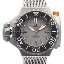 Omega Seamaster PloProf Titanium Grey