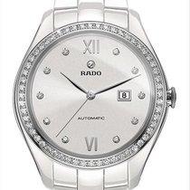 Rado HyperChrome Diamonds Steel 36mm Silver