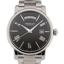 Montblanc 4810 115937 New Steel 41mm Automatic