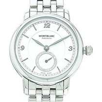 Montblanc new Automatic 32mm Steel Sapphire crystal