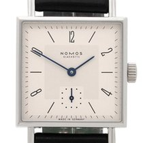 NOMOS Steel 28mm Manual winding 401 new