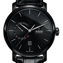 Rado DiaMaster Ceramic 43mm Black