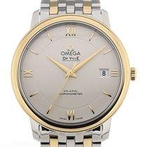 Omega 424.20.37.20.02.001 2020 De Ville Prestige 37mm new